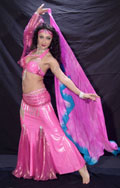 belly dancer LaUra