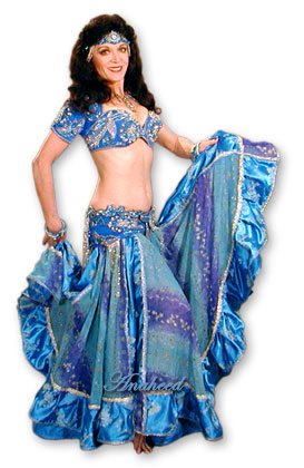 Belly Dancer Anaheed