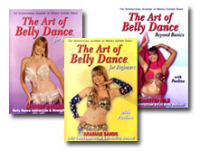 The Art of Belly Dance DVDs