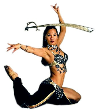 Belly Dance Photo of Ava Fleming