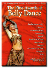 First Awards of Belly Dance