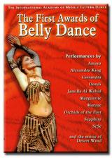 Awards of Belly Dance DVD