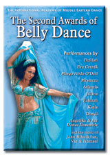 Second Awards of Belly Dance