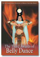 Third Awards of Belly Dance