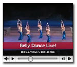 Belly Dance Live in Hollywood with Sadie and Kaya