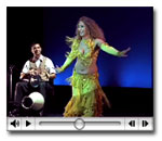Belly Dance Video Clip
