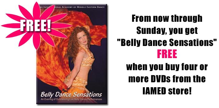Free Belly Dance DVD