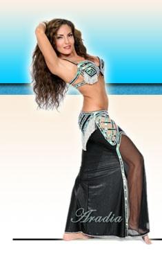 Belly Dancer Andreanna