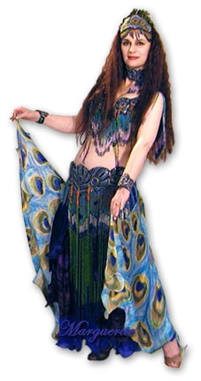 Gypsy Magic bellydancer Marguerite