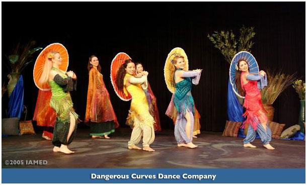 Dangerous Curves Dance Co