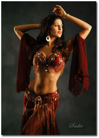 Belly Dance Photo of Sadie
