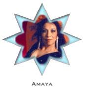 Belly Dancer Amaya