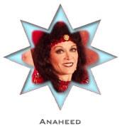 Bellydancer Anaheed
