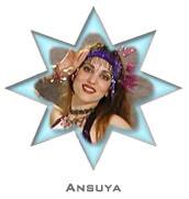 Belly Dancer Ansuya