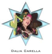 Belly Dancer Dalia Carella