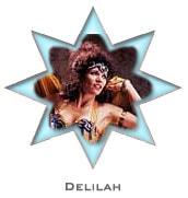 Belly Dancer Delilah