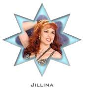 Belly Dancer Jilina