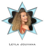 Belly Dancer Leyla Jouvana