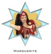 Belly Dancer Marguerite