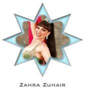 Belly Dancer Zahra Zuhair